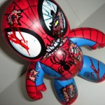 custom mighty mugg spider man zombie 150x150
