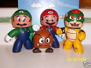 super mario bros custom mighty mugg set 300x225