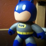 custom mighty muggs animated batman 150x150