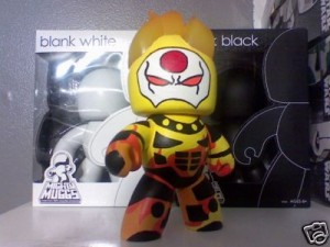 custom mighty muggs sunfire age of apocolypse 300x225