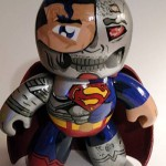 cyborg superman custom dc mighty muggs 150x150