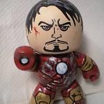 batlle damage iron man custom mighty muggs 1 150x150