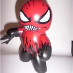 custom mighty mugg toxin spider man venom 150x150