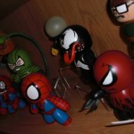 custom mighty muggs spider man scorpion 6 150x150