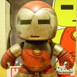 mighty muggs custom painted battle damaged mark ii iron man 1 150x150