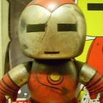 mighty muggs custom painted battle damaged mark ii iron man 3 150x150