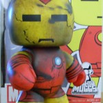 mighty muggs custom painted battle damaged mark iii iron man 2 150x150