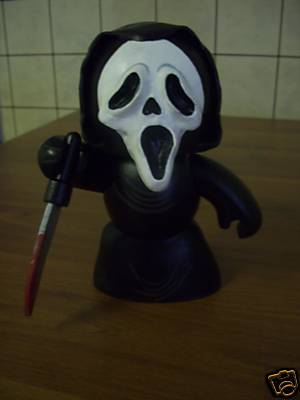 custom ghostface mighty mugg from scream