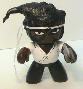 custom mighty mugg afro samurai