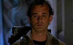 ghostbusters peter venkman bill murray