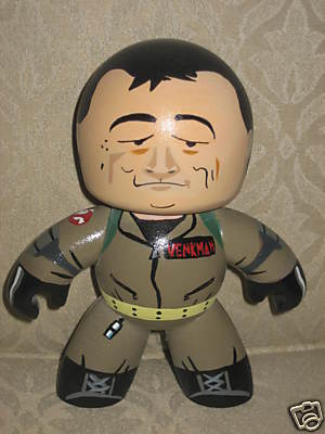 mighty muggs custom venkman ghostbusters   Mighty Muggs Ghostbusters Venkman Figure!