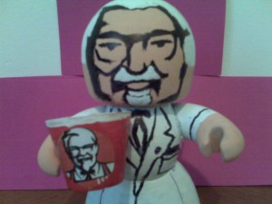 kfc cornel sanders custom mighty mugg 300x225