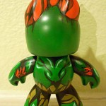 mighty muggs custom painted blanka from street fighter 2 150x150